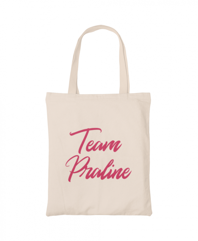 Tote Bag Team Praline