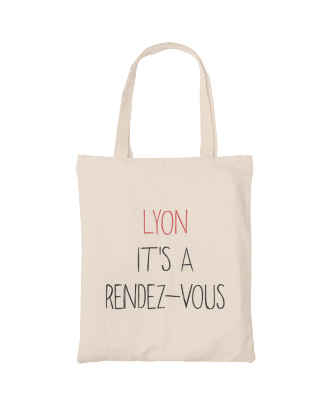 Tote Bag Lyon It's A...